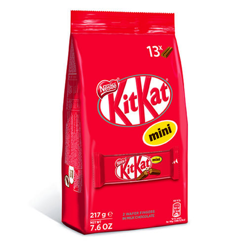 Nestle KitKat Mini Snack Bag 217g