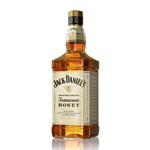 Jack Daniels Tennessee Honey Whisky 1L