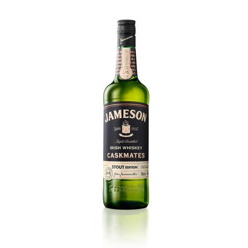 Jameson Irish Whiskey  Caskmates Stout 7ccl