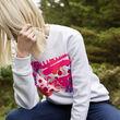 Jill & Gill White Obsessive Sweater S