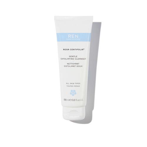 REN Skin Care Rosa Centifolia  Gentle Exfoliating Cleanser 100ml