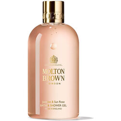 Molton  Brown Jasmine & Sun Rose Body Wash 300ml Bath & Shower Gel 300ml