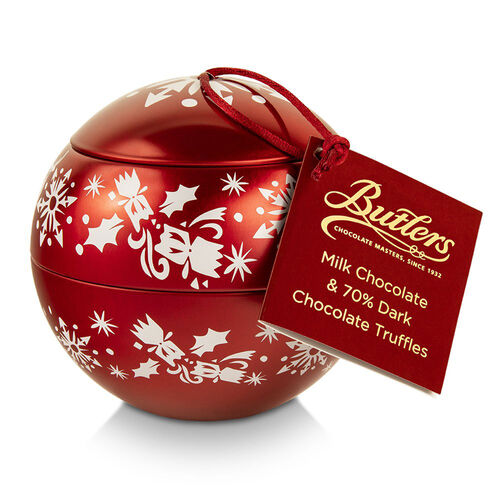 Butlers Red Christmas Decoration 150g