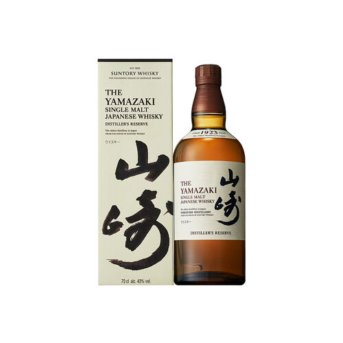 Yamazaki Yamazaki Distillers Reserve Japanese Whisky  70cl