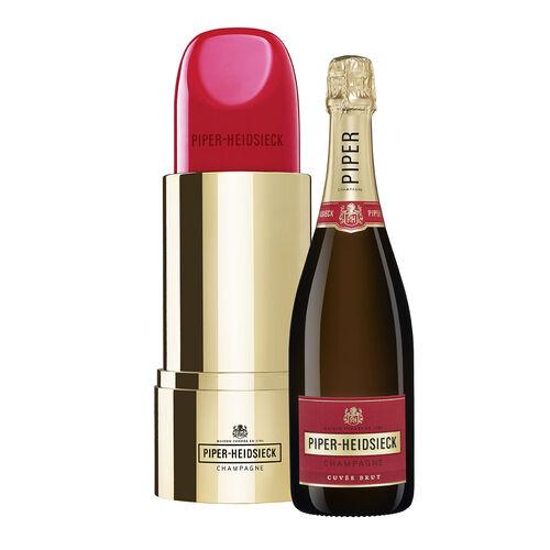 Piper-Heidsieck Brut Lipstick Champagne  75cl