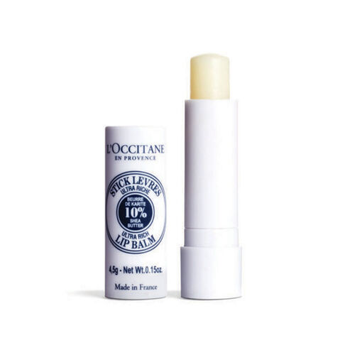L'Occitane Shea Butter  Ultra Rich Lip Balm 5g