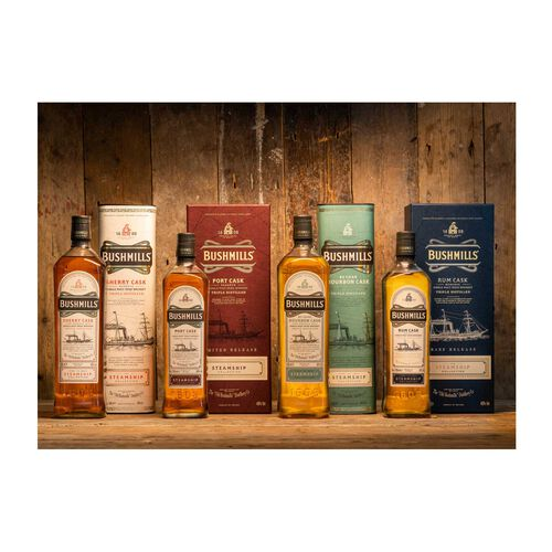Bushmills The Steamship Collection  #1 Sherry Cask Reserve 1L