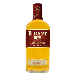 Tullamore D.E.W. Tullamore Dew Cider Cask Finish Irish Whiskey 1L