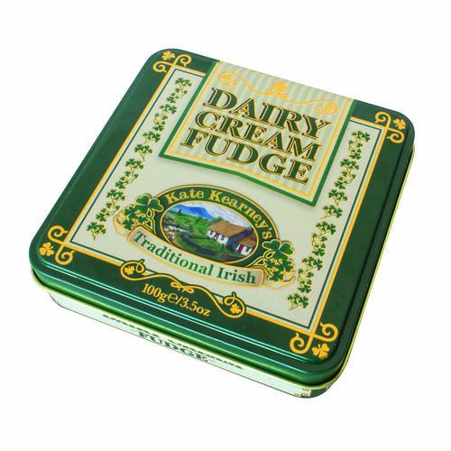 Kate Kearney Dairy Cream Fudge Tin 100g