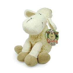 "Irish Memories 6.5"" Daisy Sitting Sheep Plush"
