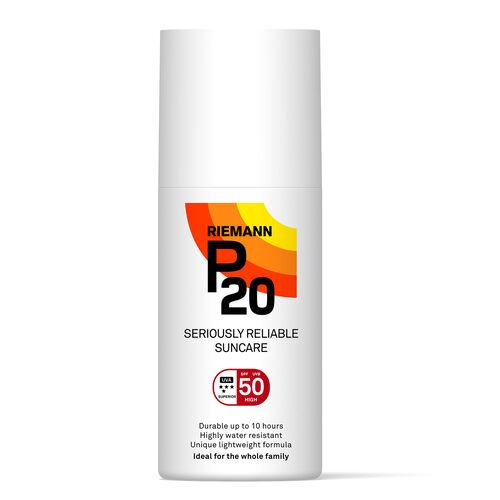 P20 Sun Protection Spray Spf50 200ml