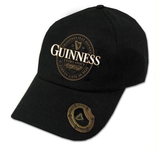 Guinness Guinness Label Cap With Bottle Opener