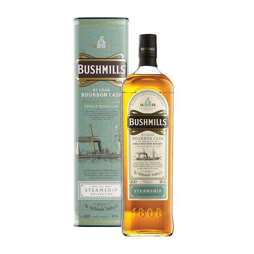 Bushmills The Steamship Collection  #3 Char Bourbon Cask Reserve 1L