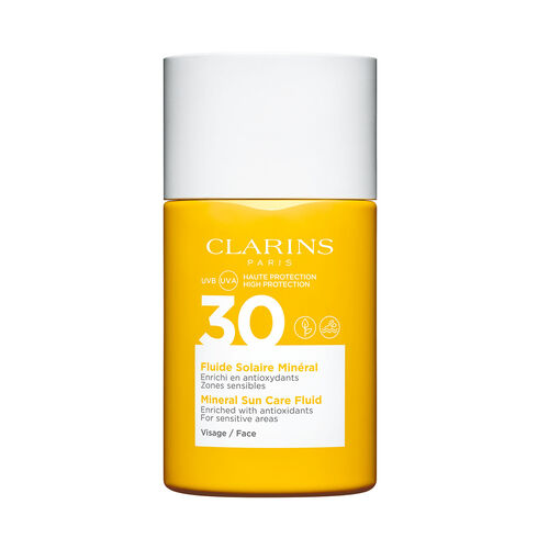 Clarins Mineral Sun Care Fluid Spf30 30ml