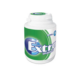 Wrigleys Extra Spearmint Bottle  64g