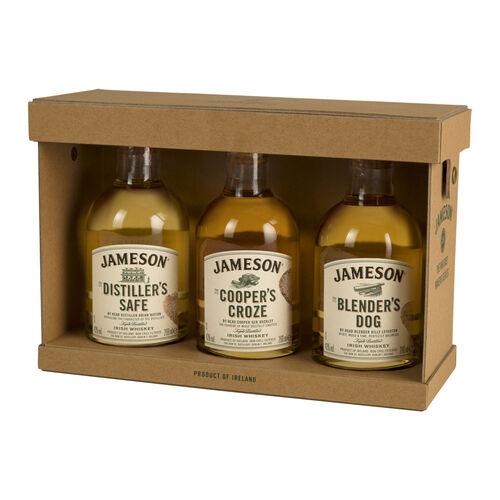Jameson Irish Whiskey Ireland Makers Series Mini Pack  0.20ltr