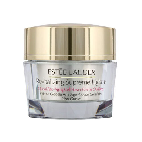 Estee Lauder Revitalizing Supreme Light+  Global Anti-Aging Cell Power Creme Oil-Free 50ml
