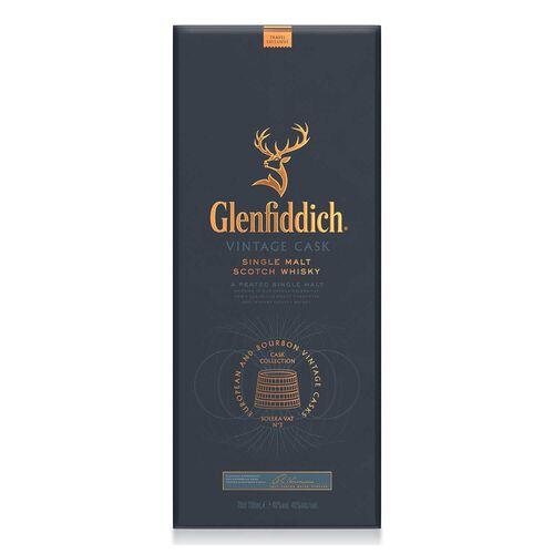 Glenfiddich Vintage Cask Scotch Whisky 70cl