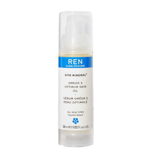 REN Skin Care Vita Mineral   Omega 3 Optimum Skin Oil 30ml