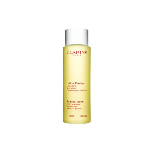 Clarins Toning Lotion  Dry Normal Skin 200ml