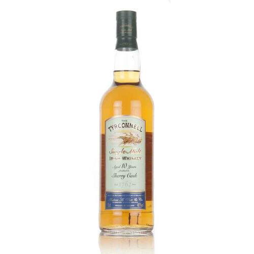 Tyrconnell Tyrconnell Sherry Finish 10YO Malt Whiskey  70cl