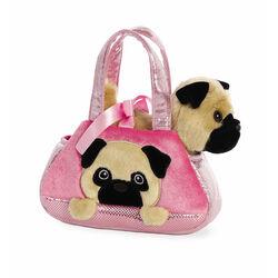 Toys Toy FP Peek-a-Boo Pug 20cm