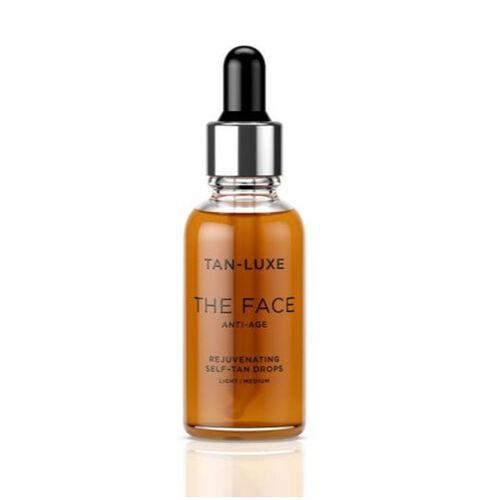 Tan Luxe The Face Anti Age  Medium Dark 30ml