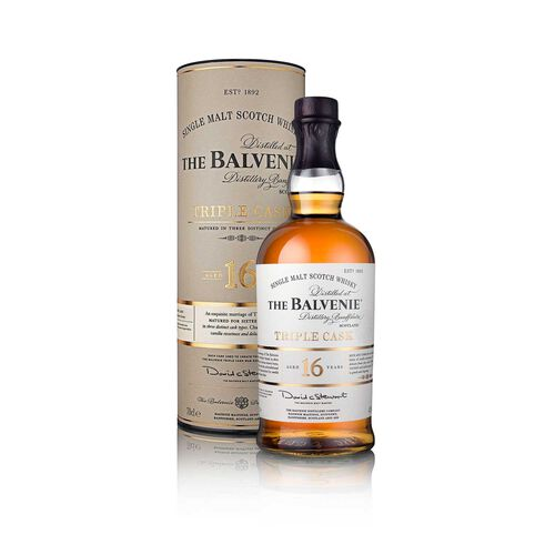 The Balvenie Triple Cask 16 Year Old Scotch Whisky 70cl