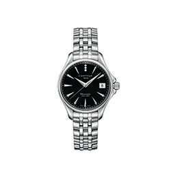 Certina C0320511105600 Ds Action Lady Watch Diamonds Black 33.8mm