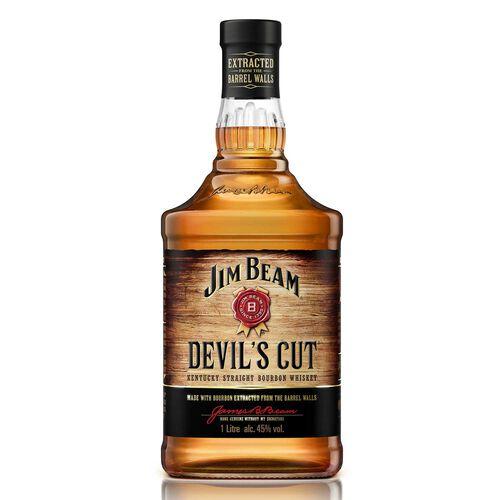 Jim Beam Devils Cut  1L