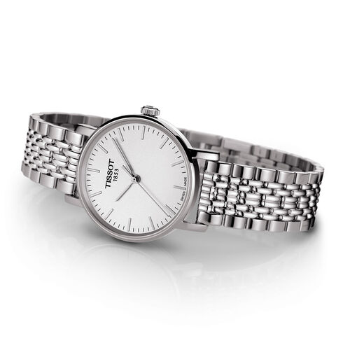 Tissot  Everytime Small Silver