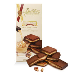 Butlers 200g Milk Chocolate Irish Cream Truffle Bar