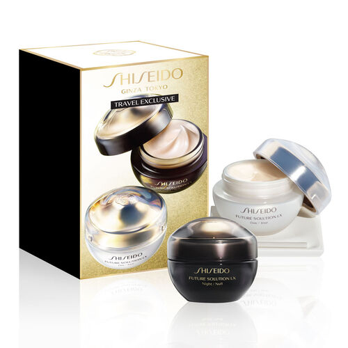 Shiseido Future solution LX Set Day & Night Cream