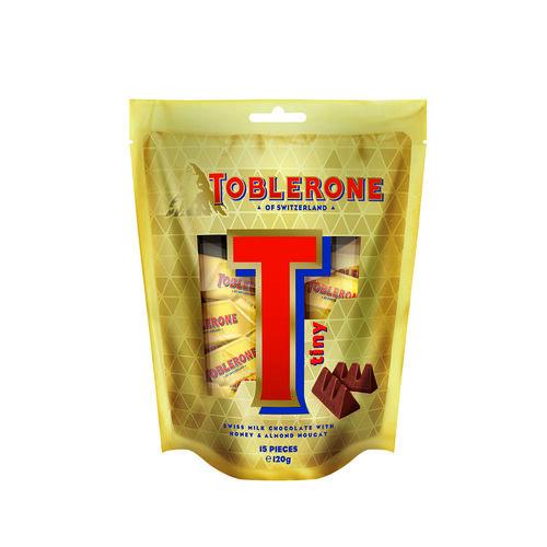 Toblerone Tiny Milk Bag  120g