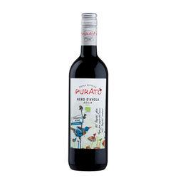 Purato Nero d'Avola Organic Red Wine DOC 75cl