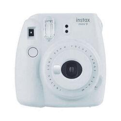 Fuji Instax Mini 9 Plus 10 Shots Smoky White