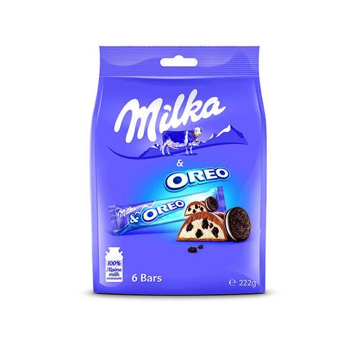 Milka Oreo Bar Bag  222g