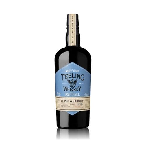 Teeling Whiskey Company Single Pot Still Irish Whiskey 70cl