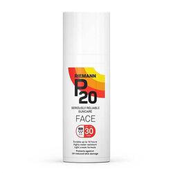 P20 Sun Protection Face Spf30 50g