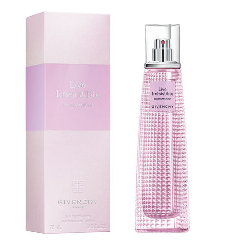 Givenchy Live Irresistible Blossom Crush Eau de Toilette 75ml