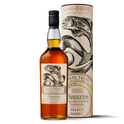 Game of Thrones House Tully Singleton Glendullan Scotch 70cl