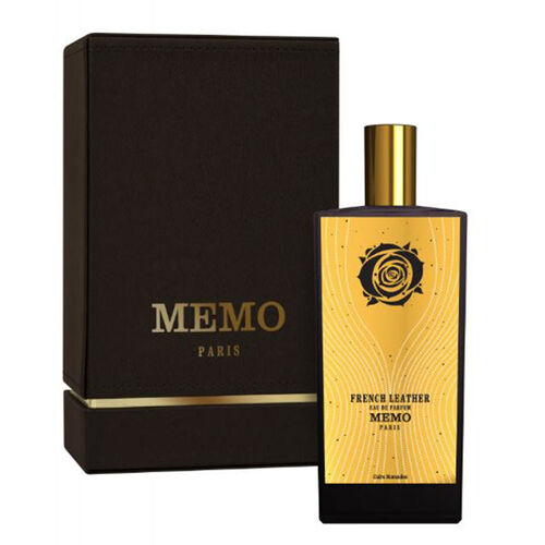 Memo French Leather Eau de Parfum 75ml