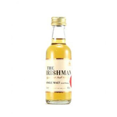 The Irishman The Irishman Single Malt Irish Whiskey  5cl