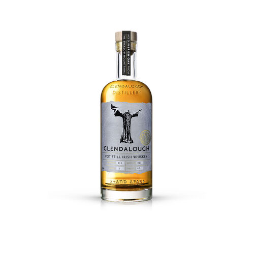 Glendalough Pot Still Irish Whiskey  70cl