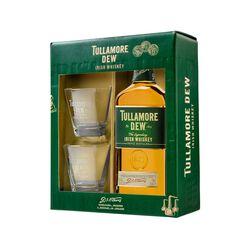 Tullamore D.E.W. Irish Whiskey Glass Pack 70cl