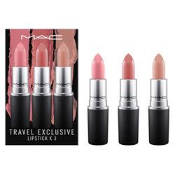 MAC Lipstick x 3 : Deep