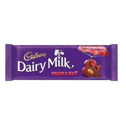 Cadbury Fruit & Nut Tablet  300g