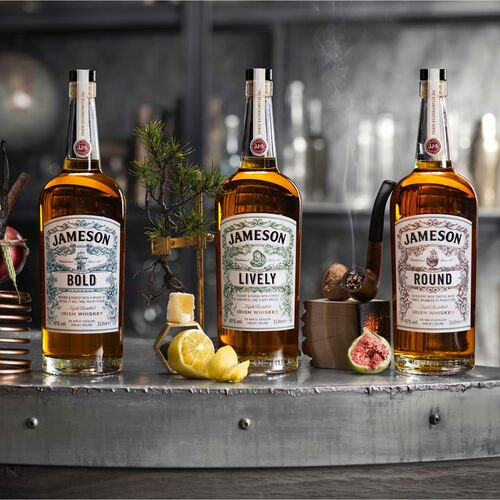 Jameson The Deconstructed Series: Lively Irish Whiskey Ireland  1ltr 1L