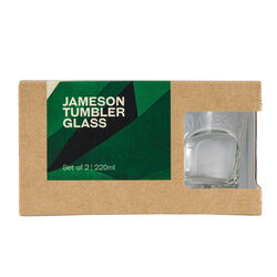 Jameson Tumbler Glass Pack