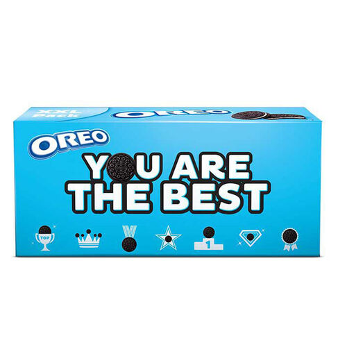 Oreo Theme Box Sleeve  440g